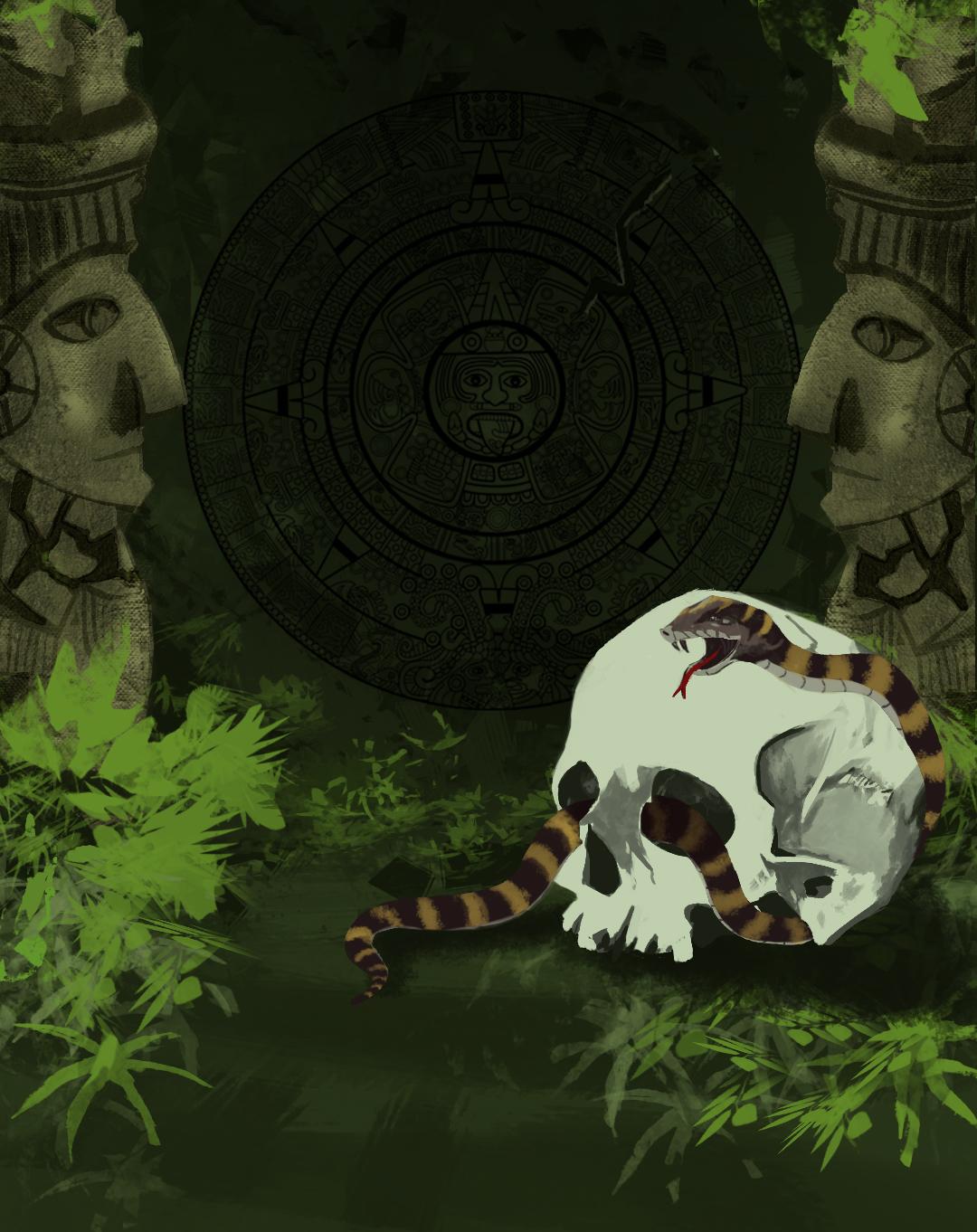 Escape Room Mayan Curse