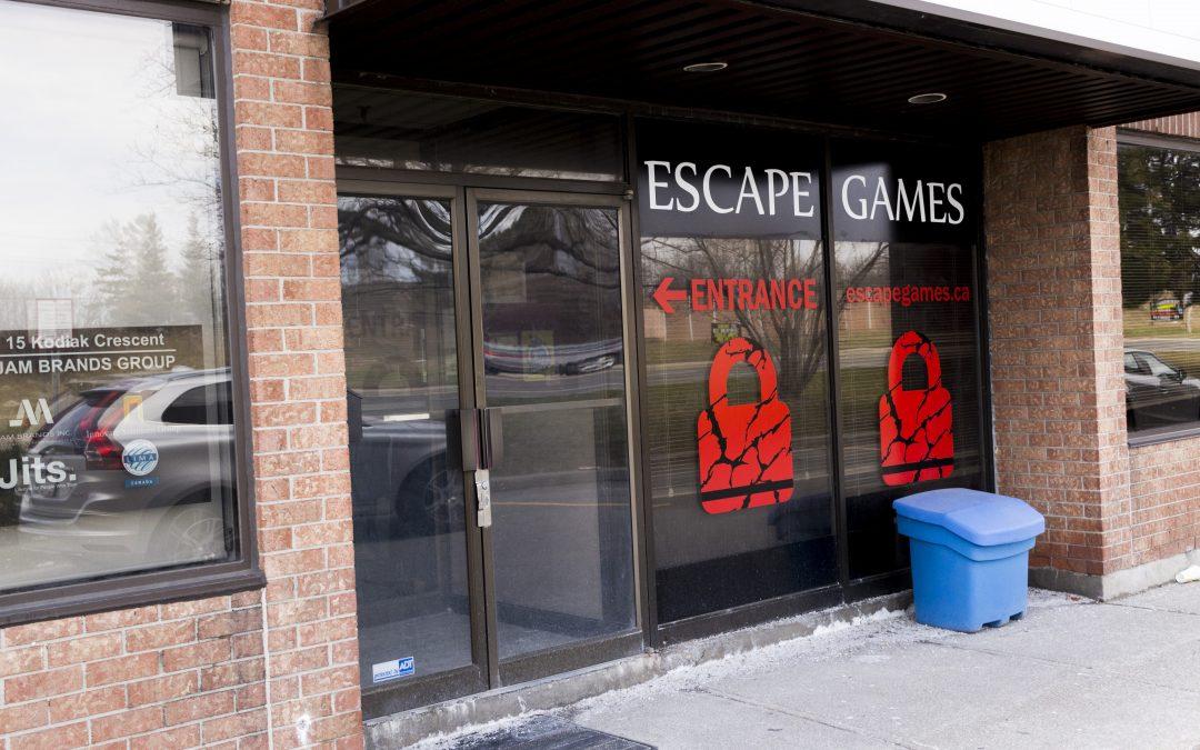 Escape Rooms in a Nutshell