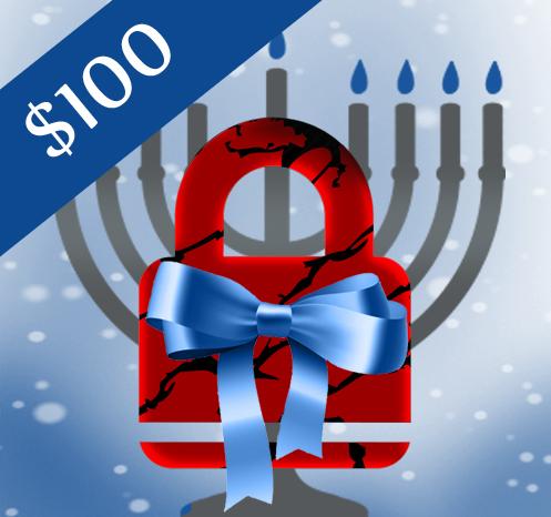 escape room gift card $100