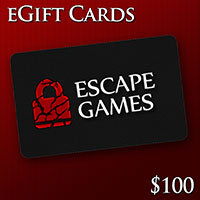 GTA Escape Games Gift Card