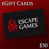 Toronto Escape Room Gift Card