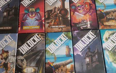 Escape Games Canada reviews Unlock!
