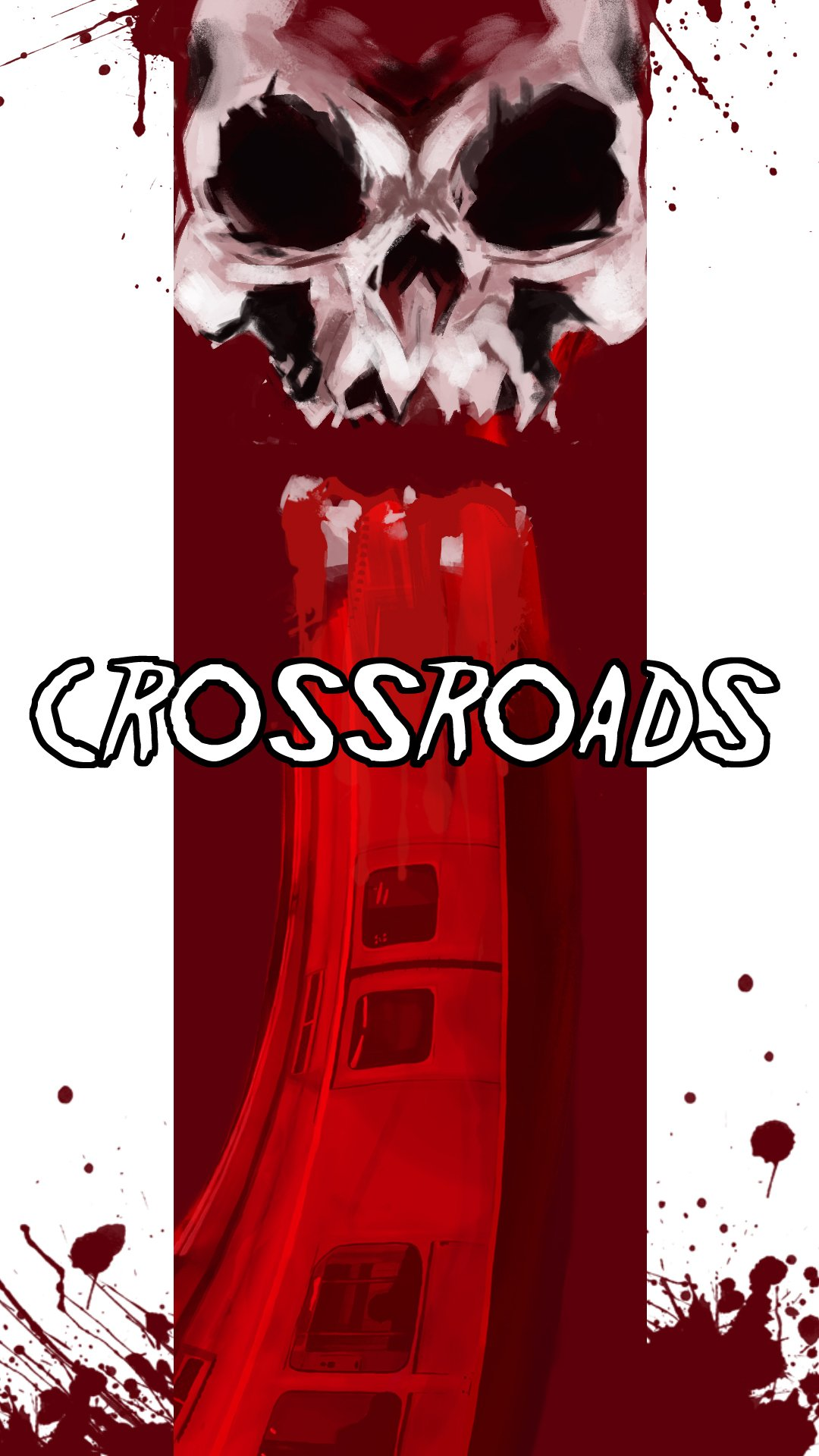 Crossroads scary Escape Room