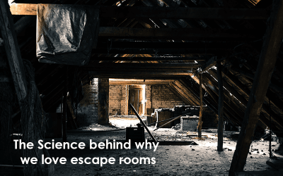 The Science Behind Loving Escape Rooms