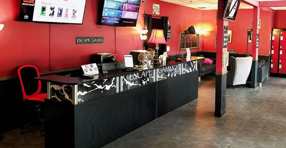 Corporate Events can be held at Escape Games Canada in North York